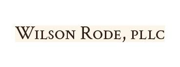Wilson Rode, PLLC Healthcare Reform